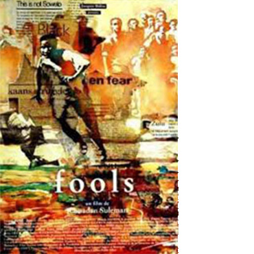 Fools a film by Ramadan Suleman Poster